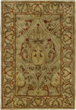 Safavieh Persian Legend Pl819 Moss/Beige Area Rug