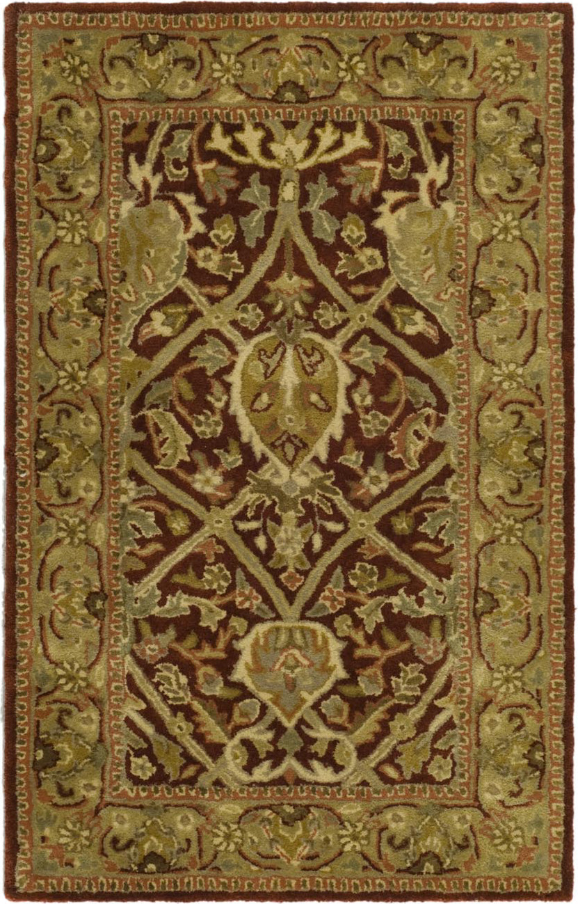 Safavieh Persian Legend Pl819 Red/Gold Area Rug main image