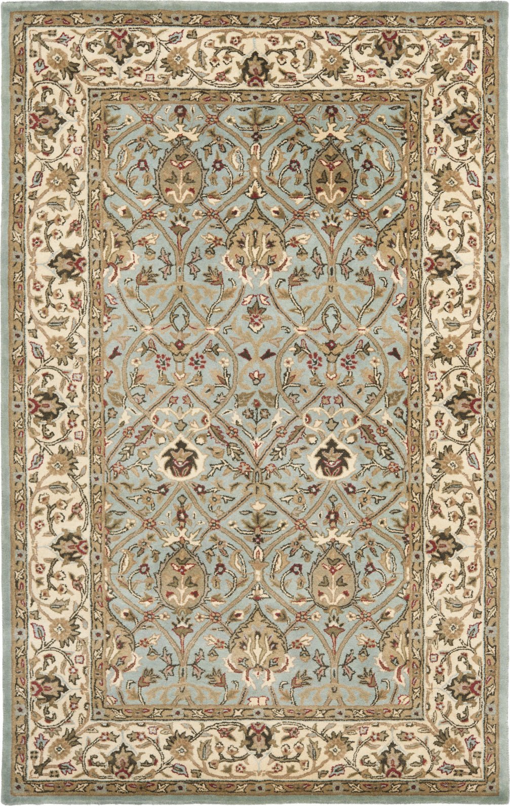 Safavieh Persian Legend Pl819 Grey/Ivory Area Rug main image
