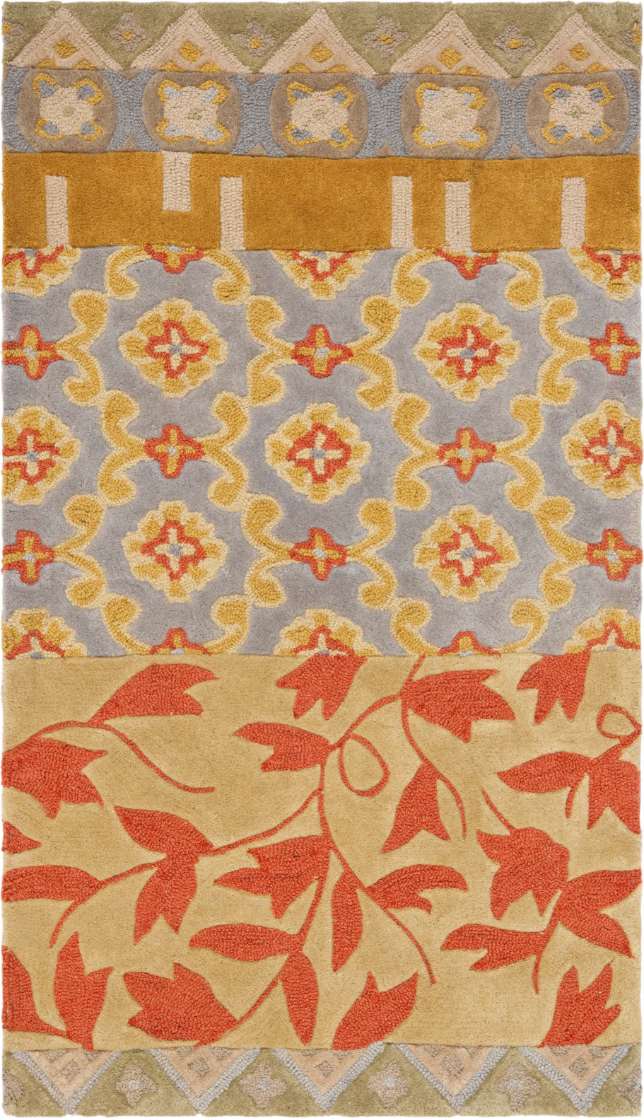 Safavieh Rodeo Drive Rd622 Multi Area Rug main image