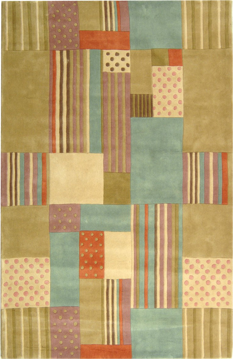 Safavieh Rodeo Drive Rd878 Assorted Area Rug main image