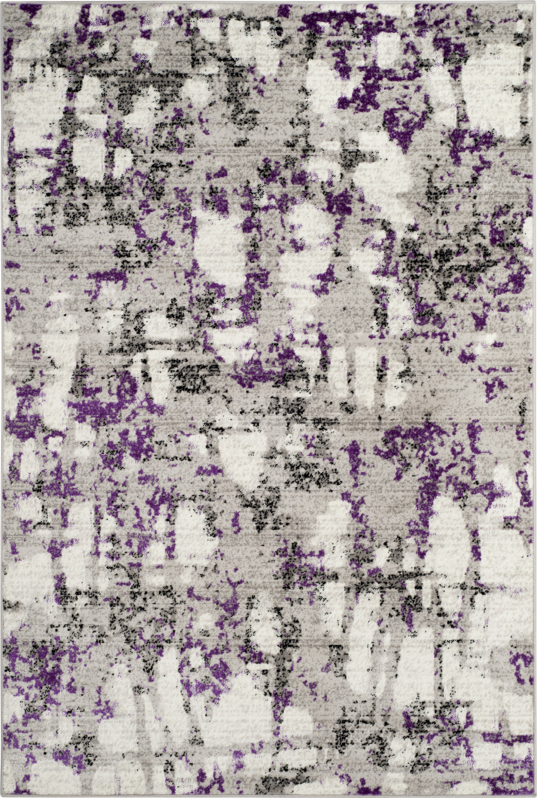 Safavieh Skyler SKY193R Grey/Purple Area Rug main image