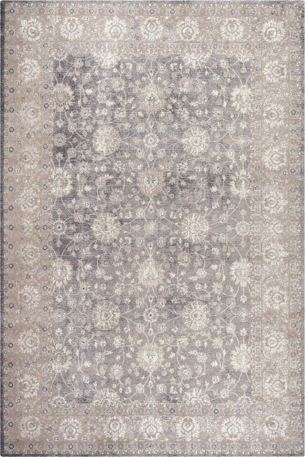 Safavieh Sofia SOF330B Light Grey/Beige Area Rug main image