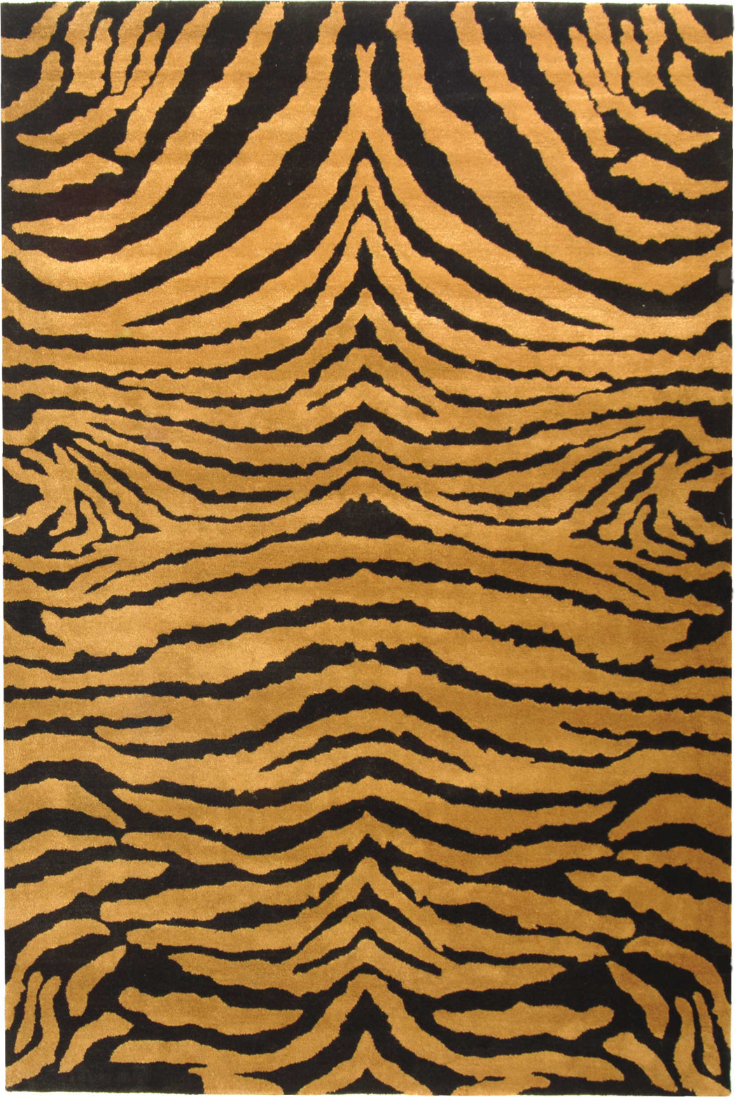 Safavieh Soho Soh434 Black/Brown Area Rug main image