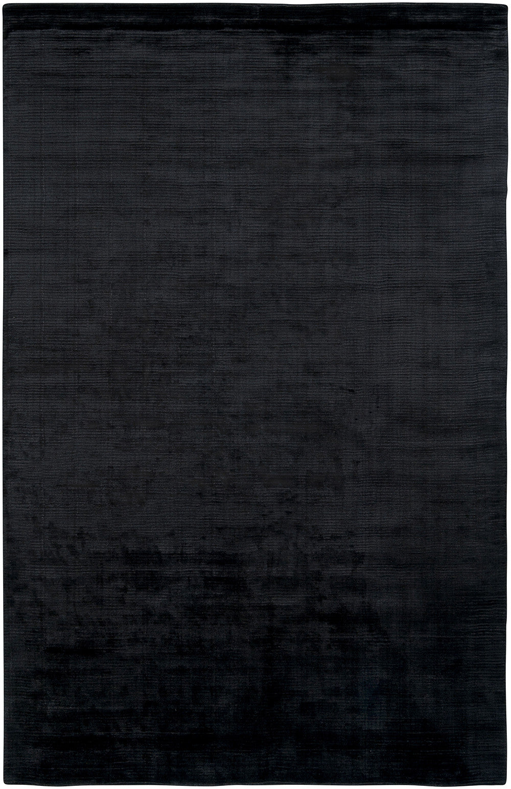 LR Resources Satori 03810 Black Area Rug