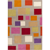Surya SCI-12 Cherry Area Rug by Scion