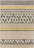 Surya SCI-34 Brown Area Rug by Scion main image