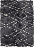 Surya Scout SCO-3004 Black Area Rug main image