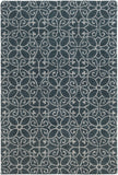 Scott SCT-1004 Blue Area Rug by Surya