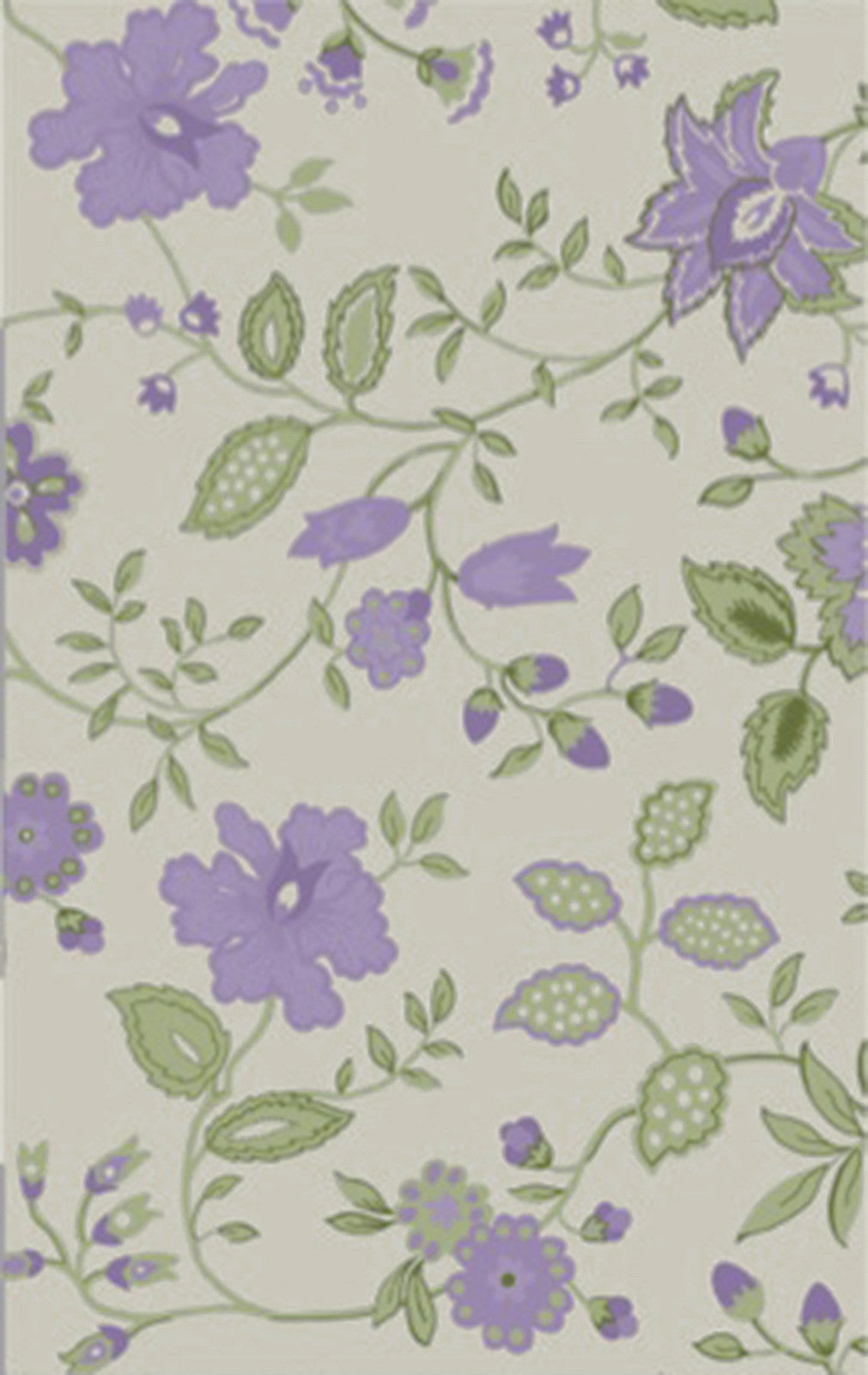 Surya Skidaddle SDD-4001 Purple Area Rug main image