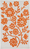 Surya Skidaddle SDD-4006 Orange Area Rug main image