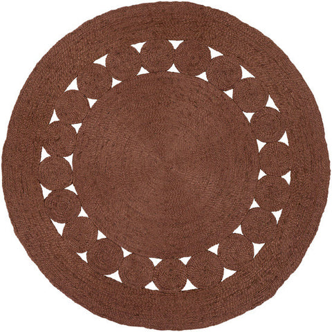 Surya Sundaze SDZ-1004 Orange Area Rug main image