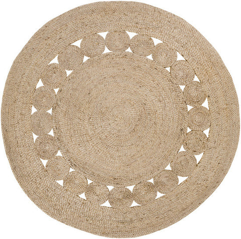 Surya Sundaze SDZ-1008 Brown Area Rug main image