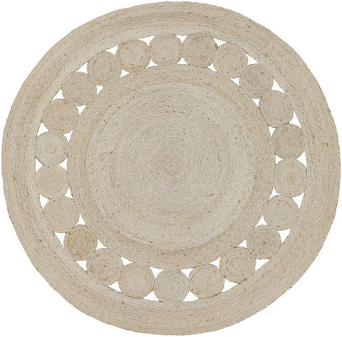 Surya Sundaze SDZ-1009 Neutral Area Rug main image