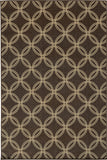 Tommy Bahama Seaside 3360D Brown Area Rug main image