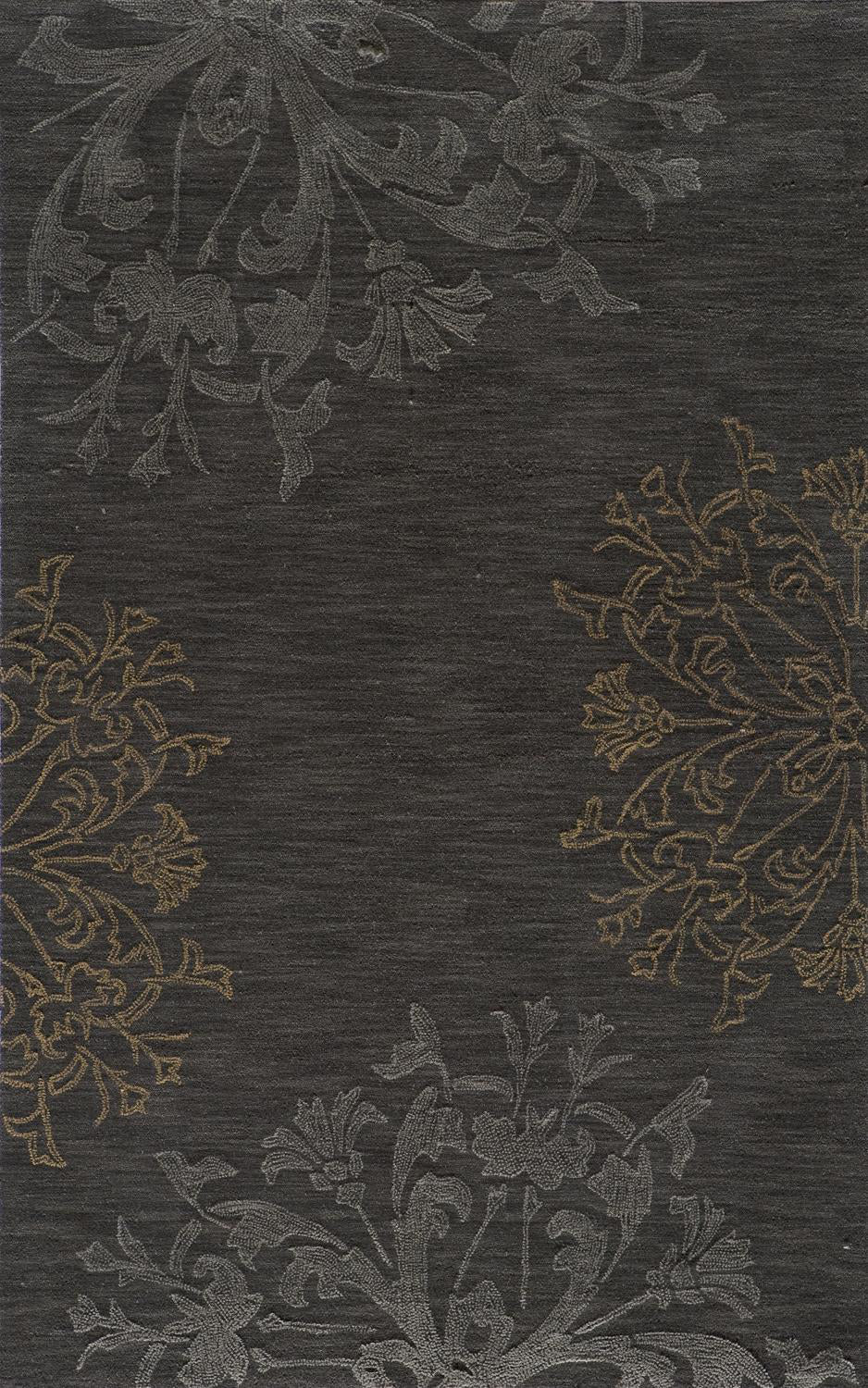 Momeni Sensations SEN-5 Charcoal Area Rug main image