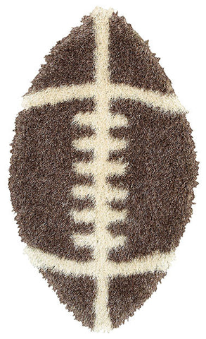 LR Resources Senses 80967 Mocha Area Rug