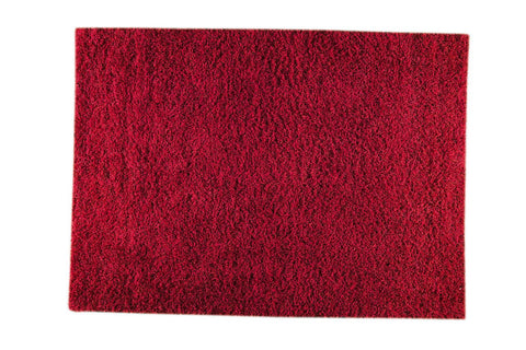 MAT Feel Shanghai Mix Red Area Rug main image