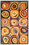 KAS Signature 9084 Multi Soho Hand Tufted Area Rug