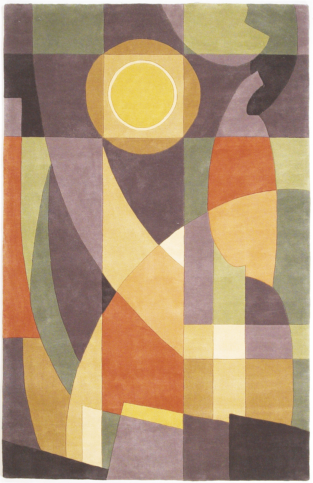KAS Signature 9121 Pastel Visions Hand Tufted Area Rug