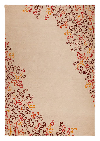 MAT Nova Sina Red Multi Area Rug main image