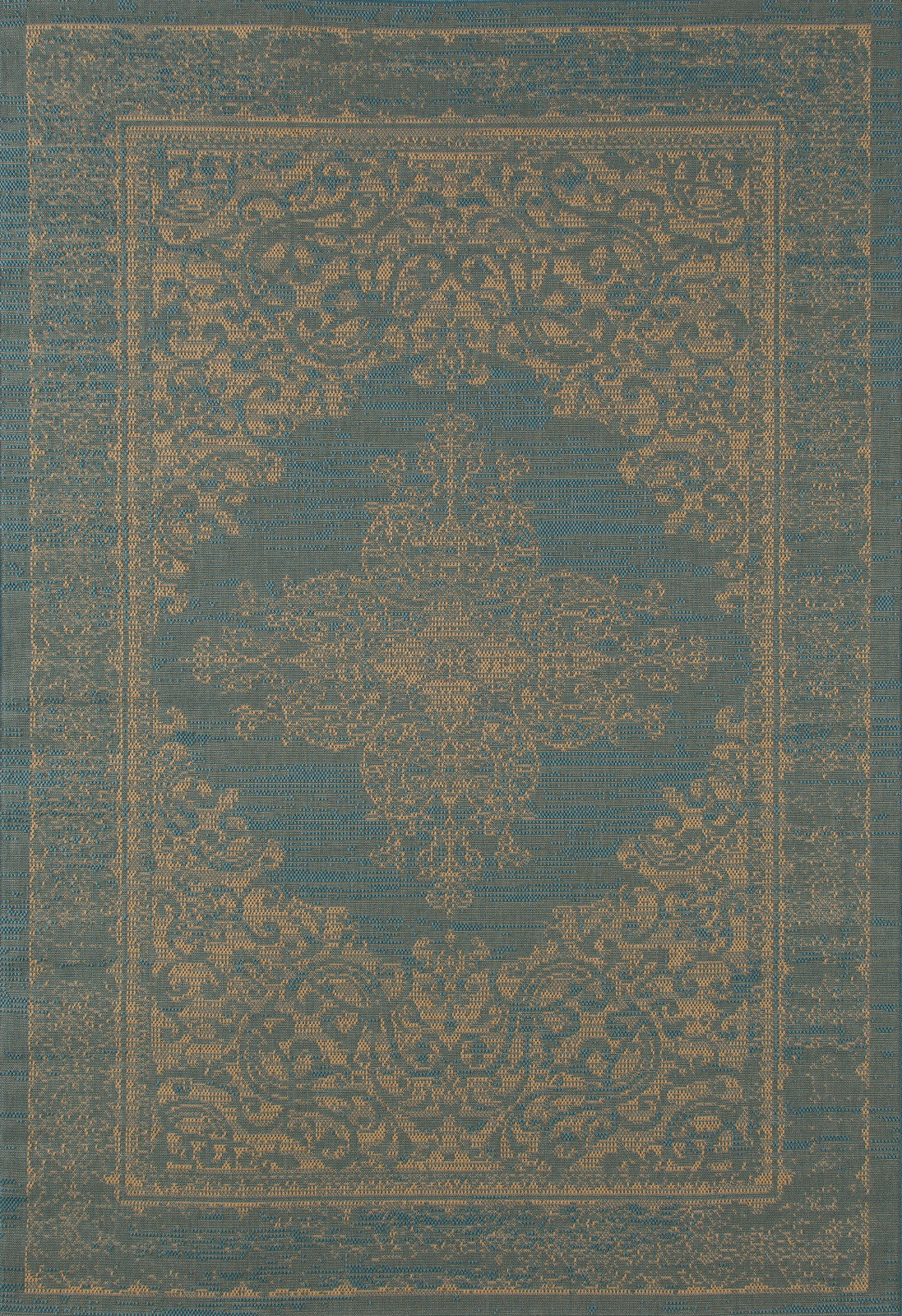 Art Carpet Plymouth SISO-00-01 Blue Area Rug main image