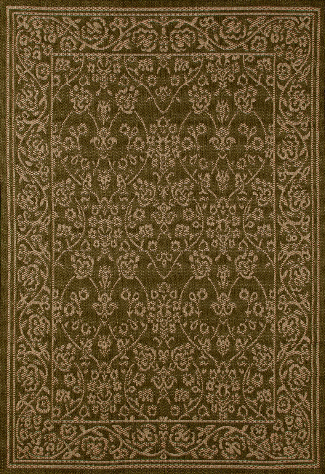 Art Carpet Plymouth SISO-00-05 Green Area Rug main image