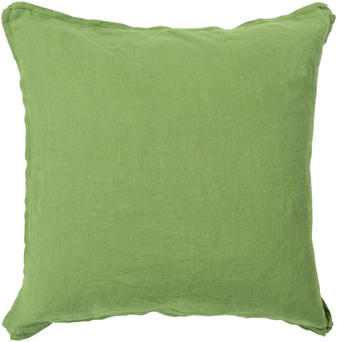 Surya Solid Luxury in Linen SL-002 Pillow main image