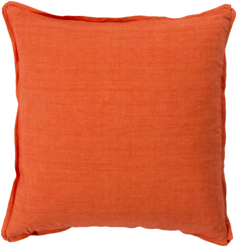 Surya Solid Luxury in Linen SL-003 Pillow