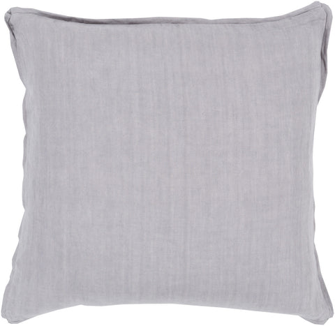Surya Solid Luxury in Linen SL-004 Pillow main image