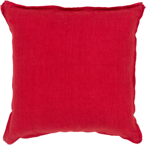 Surya Solid Luxury in Linen SL-007 Pillow