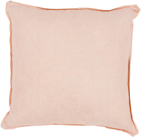 Surya Solid Luxury in Linen SL-009 Pillow main image