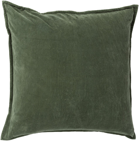 Surya Solid Luxury in Linen SL-011 Pillow main image