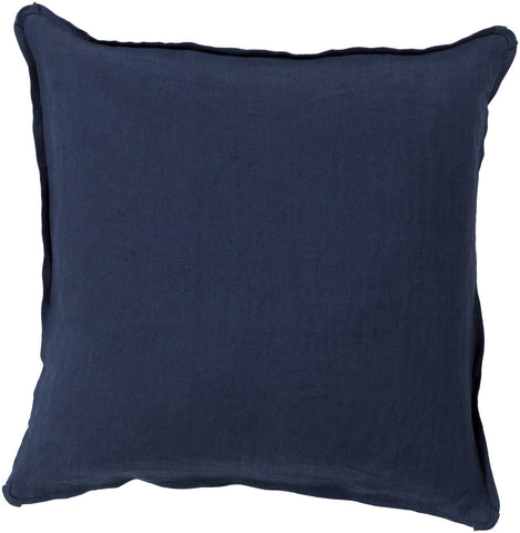 Surya Solid Luxury in Linen SL-012 Pillow
