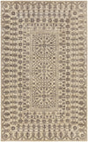 Surya SMI-2155 Gray Area Rug by Smithsonian