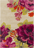 Surya SND-4507 Cherry Area Rug by Sanderson