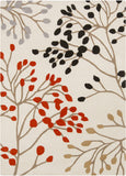 Surya SND-4523 Poppy Area Rug by Sanderson