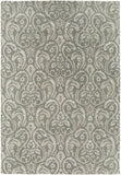 Surya SND-4537 Green Area Rug by Sanderson