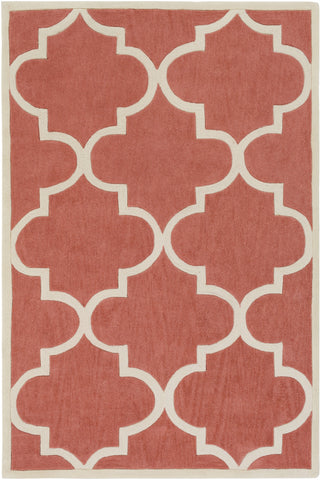 Artistic Weavers Santorini Nora Coral/Ivory Area Rug main image