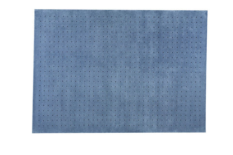 MAT Pico Snow Blue Area Rug main image