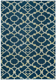 Rizzy Sorrento SO4284 Navy Area Rug