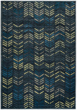 Rizzy Sorrento SO4442 Gray/Charcoal Area Rug
