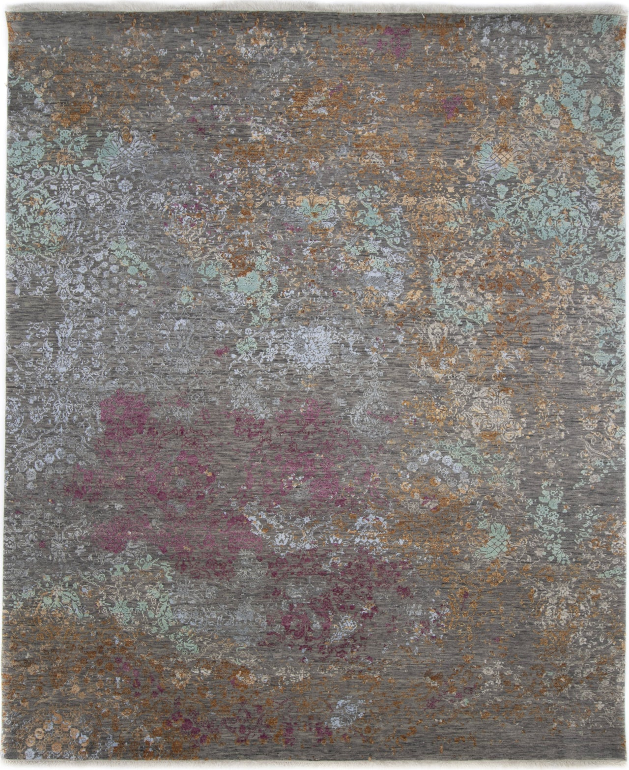 Solo Rugs Jankat M7967-22 Persimmon Area Rug main image