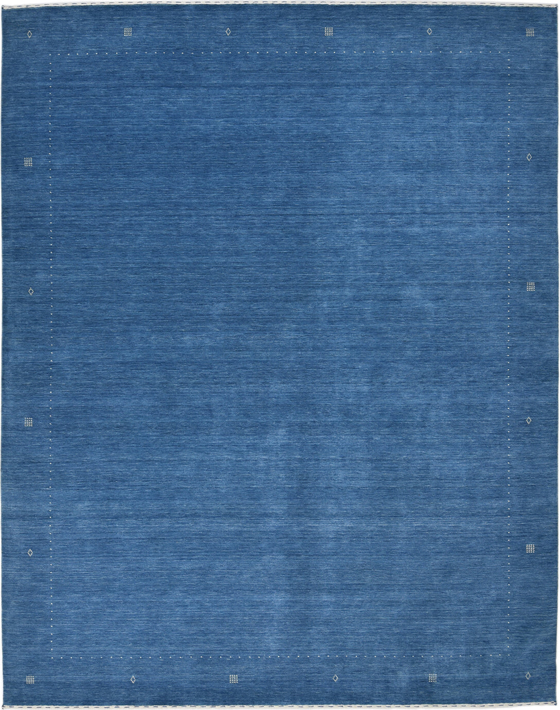Solo Rugs Gabbeh M8049-1 Blue Area Rug main image