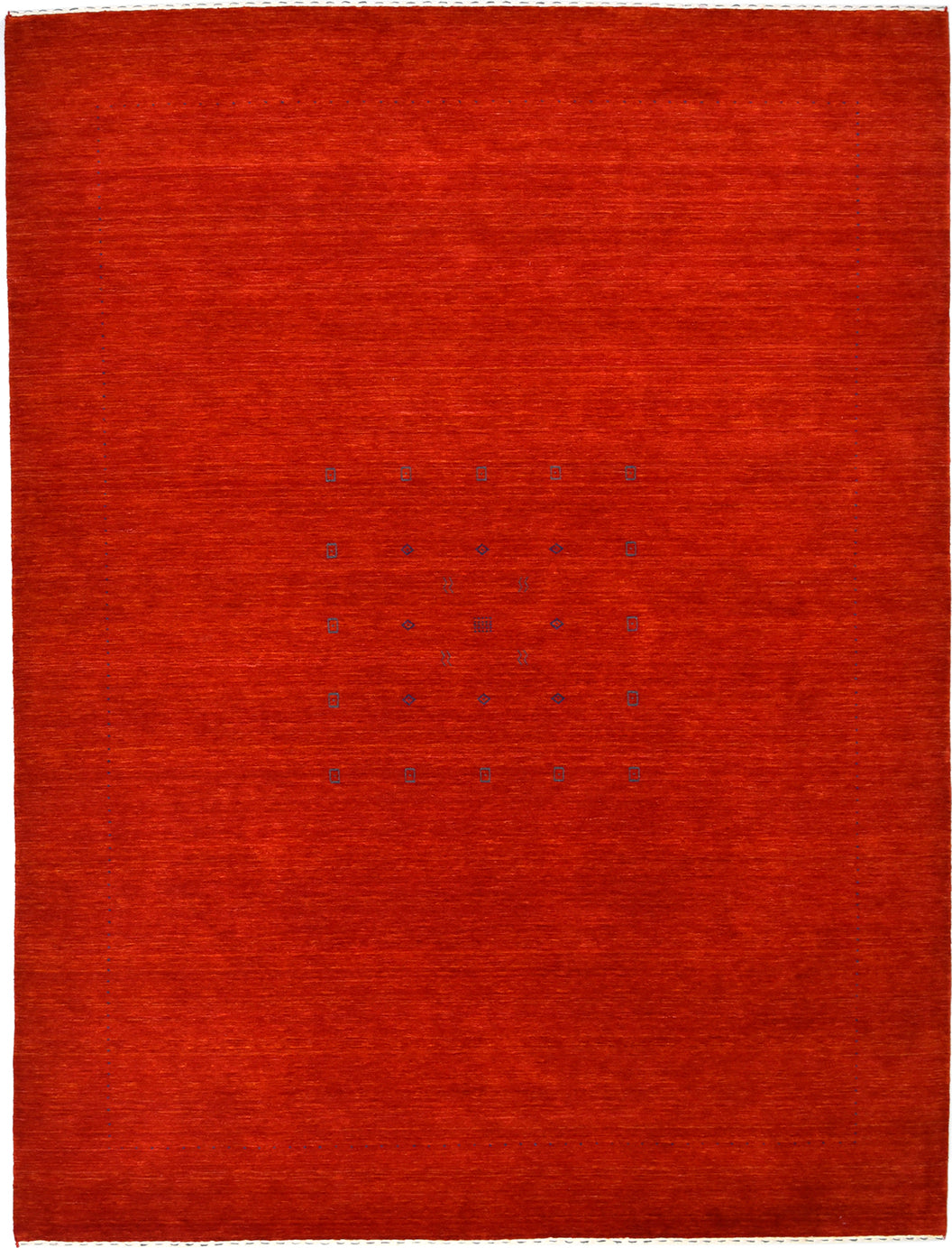 Solo Rugs Gabbeh M8049-5 Red Area Rug main image