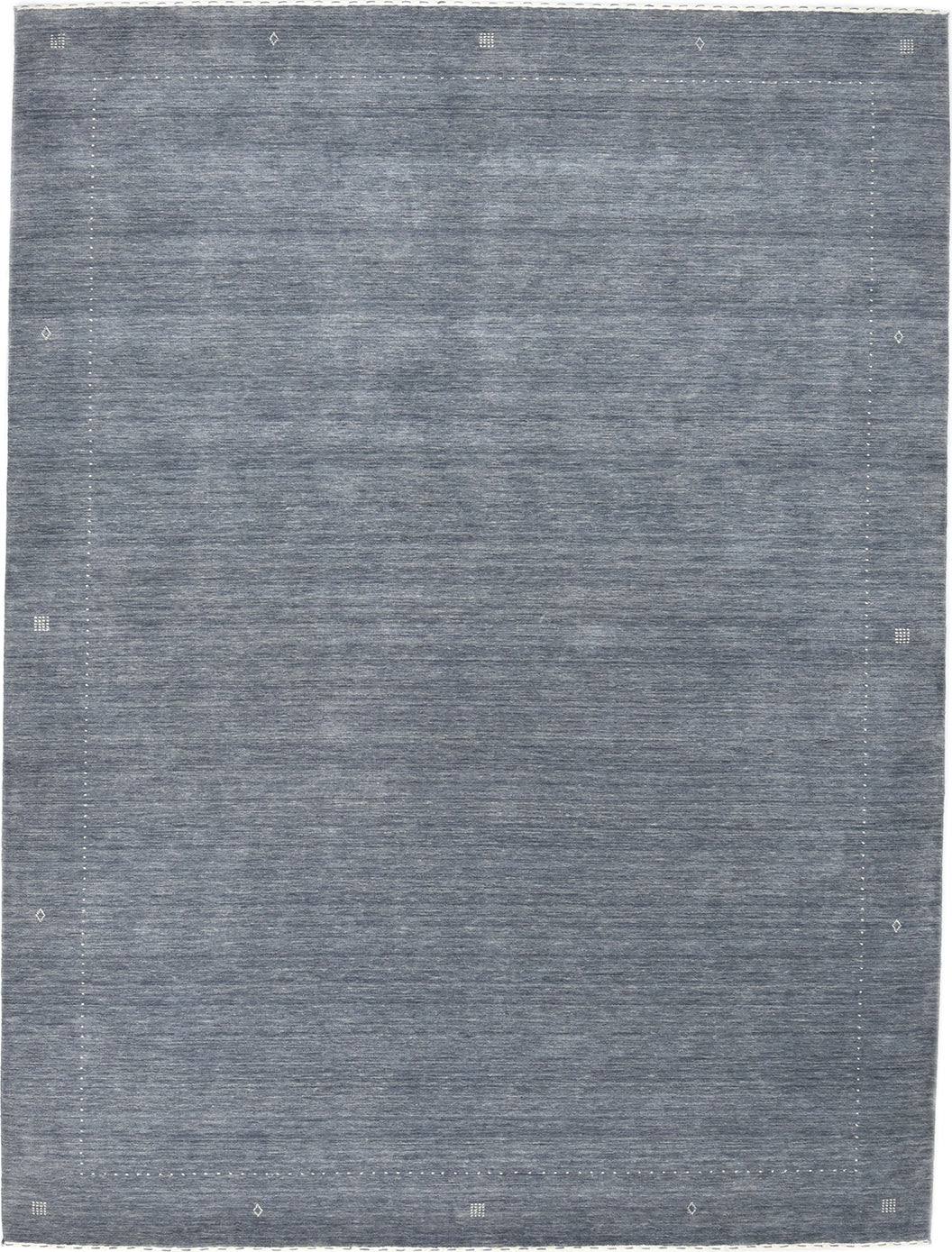 Solo Rugs Gabbeh M8049-6 Gray Area Rug main image
