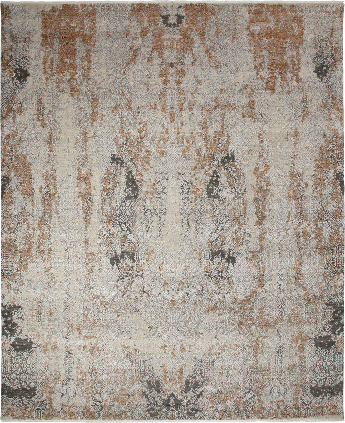 Solo Rugs Jankat M8051-10 Beige Area Rug main image