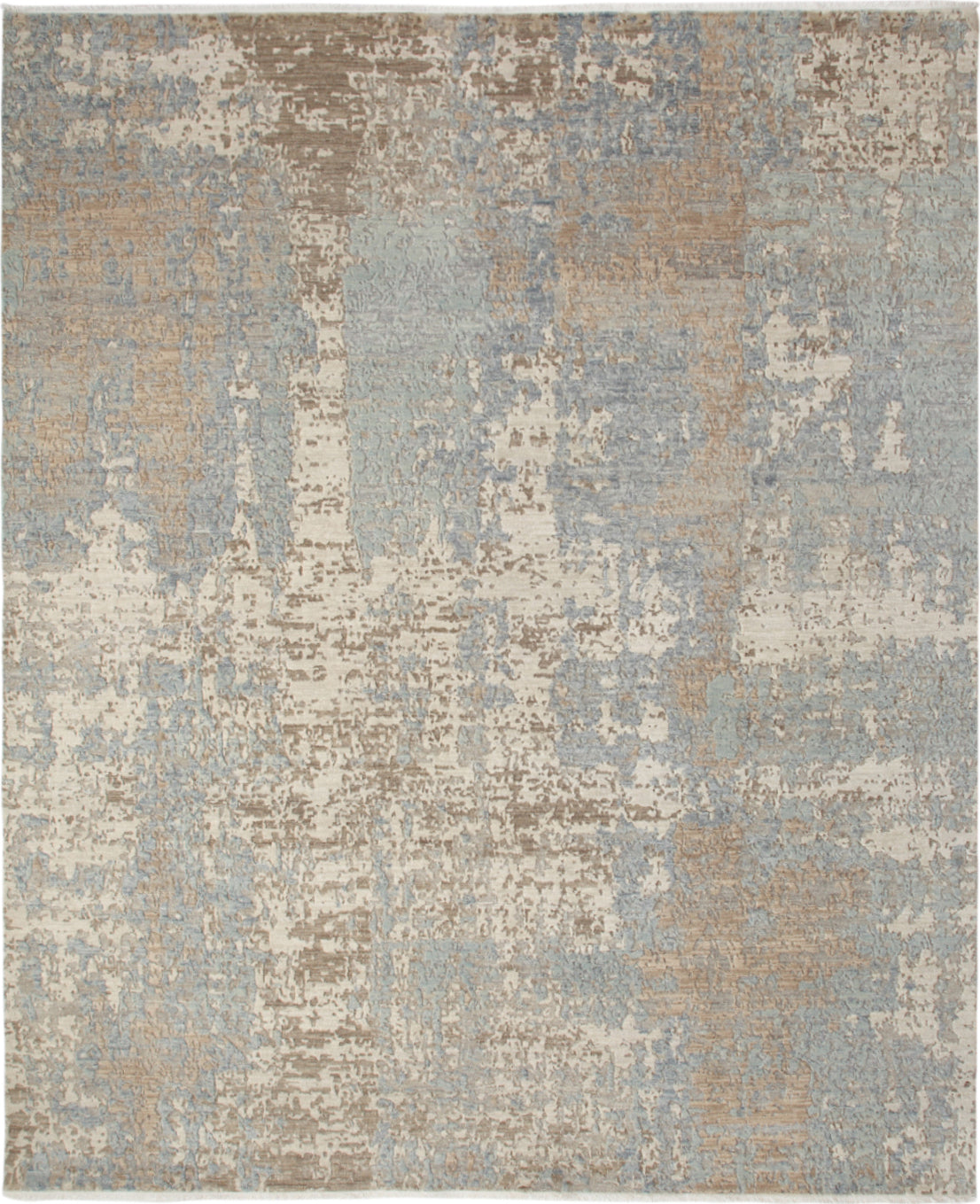 Solo Rugs Galaxy M8051-56 Beige Area Rug main image