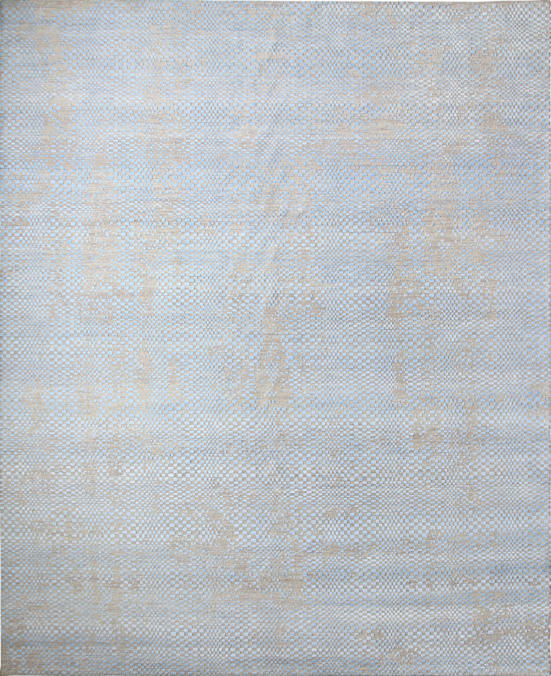 Solo Rugs Erase M8062-68 Beige Area Rug main image