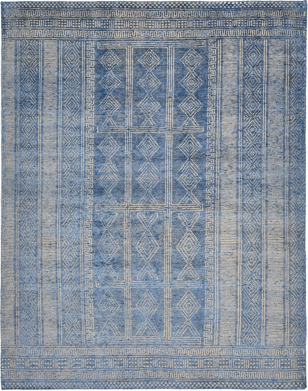 Solo Rugs Jankat M8081-180 Beige Area Rug main image